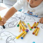 Creative Options for Your Child's Keepsake Art