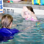 Little Waves Family Swim School :: Teaching Skills and a Love for Water! {+Giveaway}