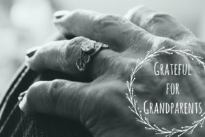 grateful for grandparents