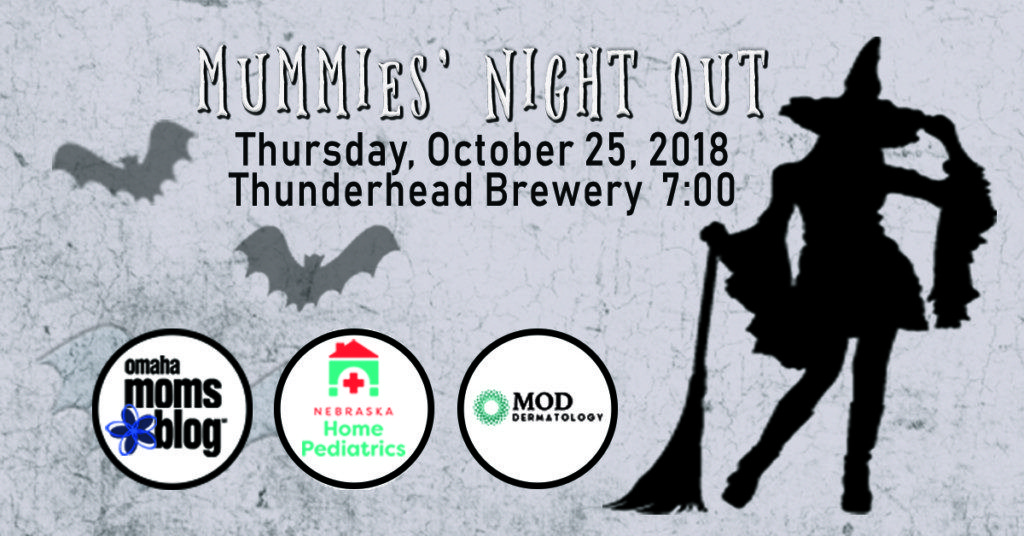 Mummies' Night Out :: Fall 2018 Event Invitation