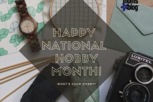 Happy National Hobby Month!