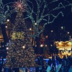 Annual Christmas Tree Lighting Around Omaha:: A Thanksgiving Tradition
