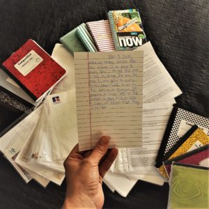 Writing as a Gift