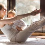 Restorative Vinyasa Yoga Flow for Moms