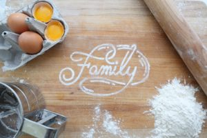 Bake For Family Fun Month