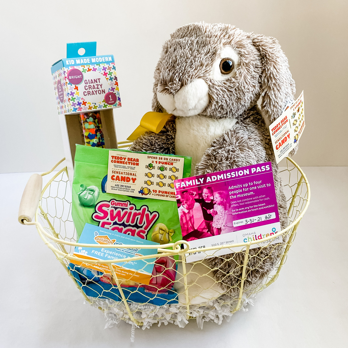 Preschool Easter Basket