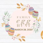 Family Egg Hunt in Omaha | March 28th, 2020
