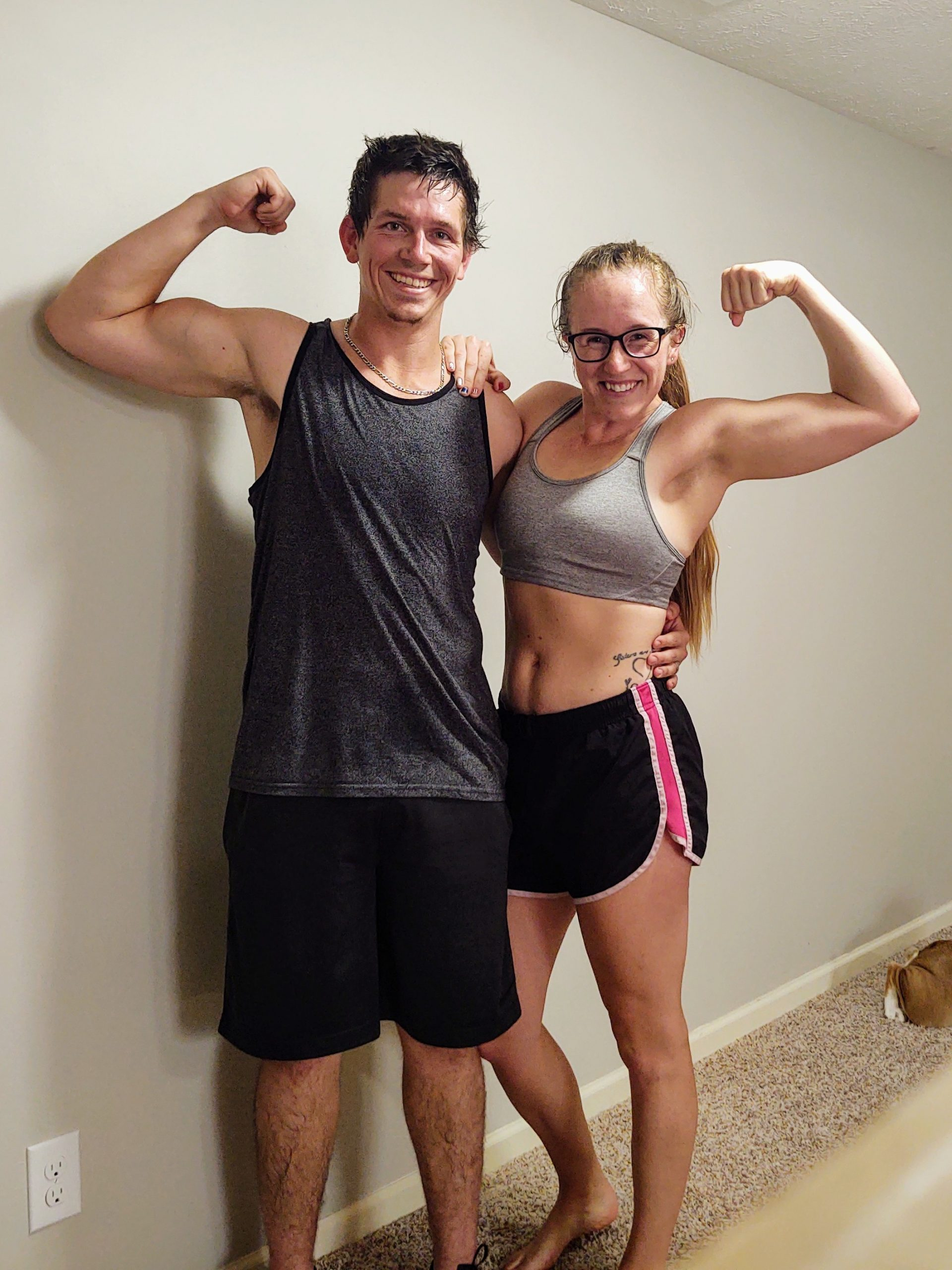 marriage and working out