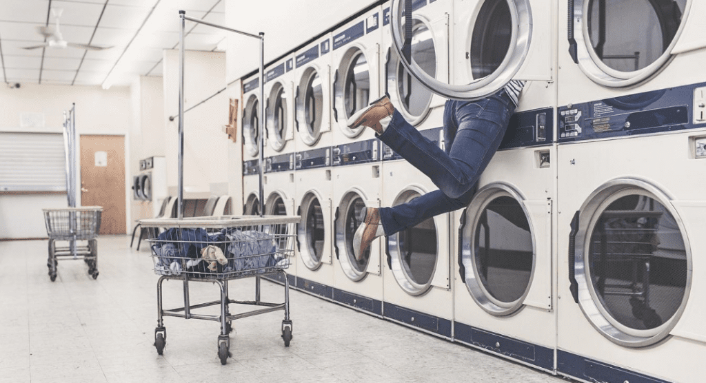 This Laundry Tip Changed How I Do Chores Omaha Mom