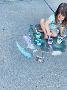 Toddler-approved paint