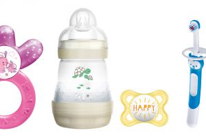 MAM Baby Gift Set for Halloween Costume Contest