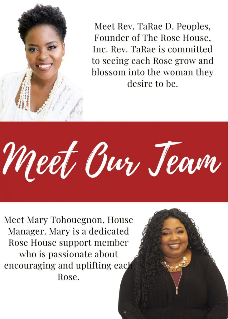 The Rose House Black-owned business