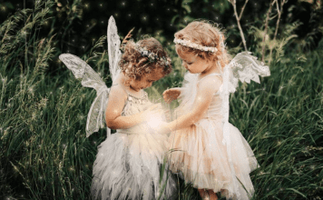 Foster Imagination and Creativity Through Fairies {Plus FREE Printables!} Omaha Mom
