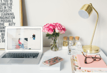 How to Create the Home Office of your Dreams Omaha Mom