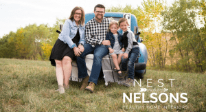 Nest with Nelsons Omaha Mom