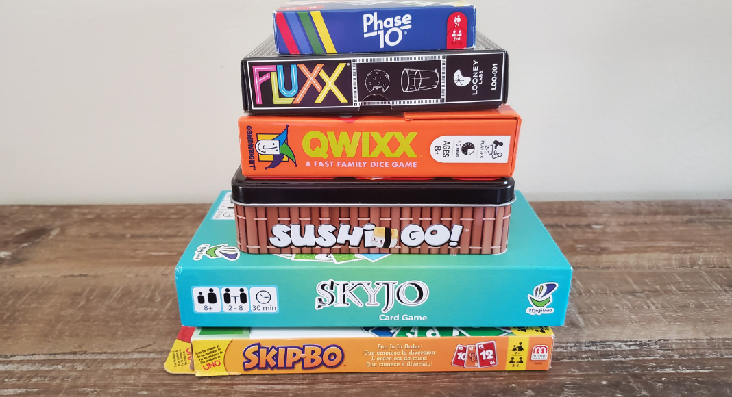 Family Games to Take on Your Next Vaca Omaha Mom